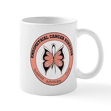 Endometrial Cancer Survivor Mug