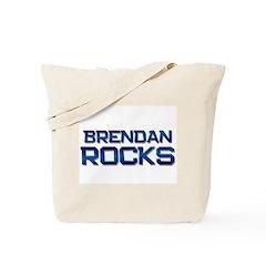 brendan rocks Tote Bag