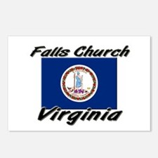 Falls Church virginia Postcards (Package of 8)