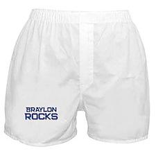braylon rocks Boxer Shorts