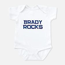 brady rocks Infant Bodysuit