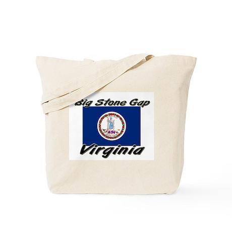 Big Stone Gap virginia Tote Bag