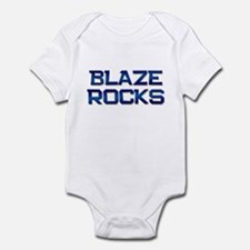 blaze rocks Infant Bodysuit