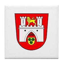 Hanover (Hannover) Tile Coaster