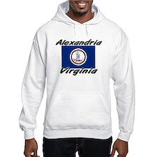 Alexandria virginia Hoodie Sweatshirt
