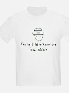 Mobile leprechauns T-Shirt