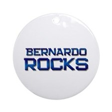 bernardo rocks Ornament (Round)