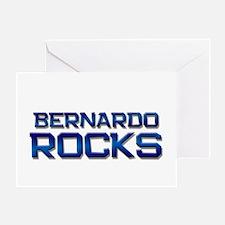 bernardo rocks Greeting Card