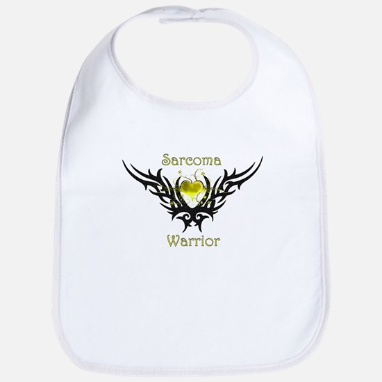 Sarcoma Warrior Bib