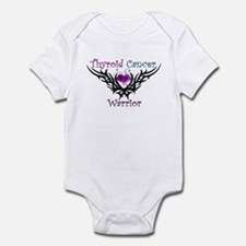 Thyroid Cancer Warrior! Infant Bodysuit