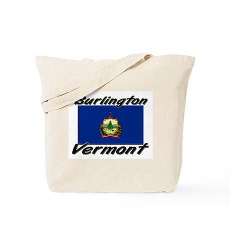 Burlington Vermont Tote Bag