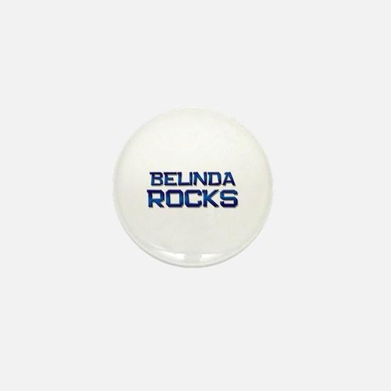 belinda rocks Mini Button