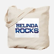 belinda rocks Tote Bag