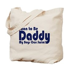 Soon to be Daddy Tote Bag
