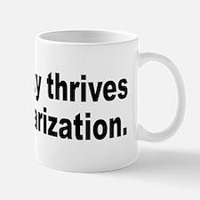 Mediocrity Standardization Humor Mug