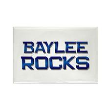 baylee rocks Rectangle Magnet