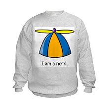I am a nerd. Sweatshirt