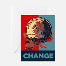Change Greeting Card