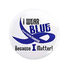 "I Wear Blue For ME 33 CC 3.5"" Button"