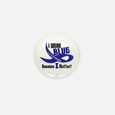 I Wear Blue For ME 33 CC Mini Button (10 pack)