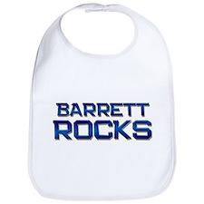 barrett rocks Bib
