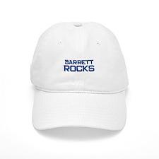 barrett rocks Baseball Cap