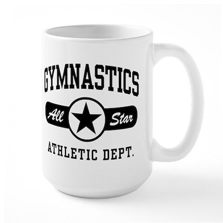 Gymnastics Large Mug