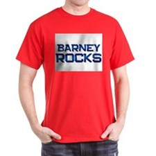 barney rocks T-Shirt
