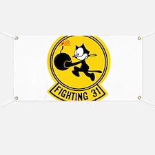 VF 31 / VFA 31 Tomcatters Banner
