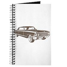 1962 Cadillac Coupe de Ville Journal