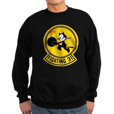 VF 31 / VFA 31 Tomcatters Sweatshirt (dark)