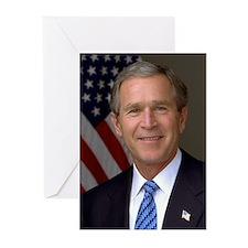 Pro President George W. Bush Christmas Cards (8)