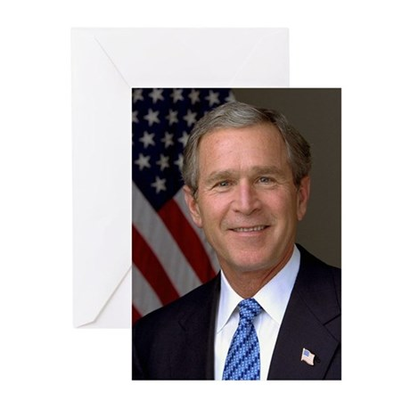 Pro President George W. Bush Christmas Cards (8)