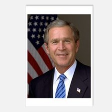 President George W. Bush Photo Postcards (8)