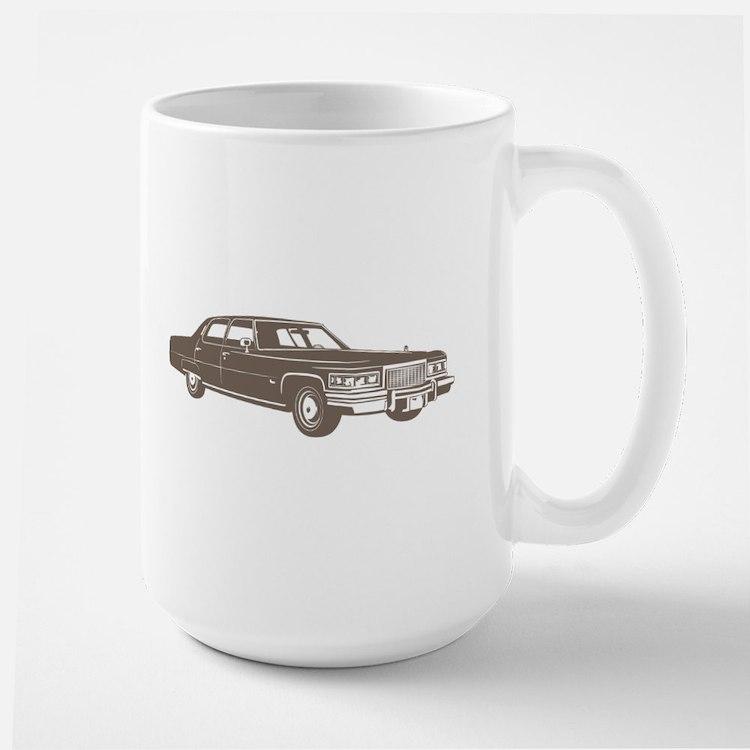 1975 Cadillac Fleetwood Mug