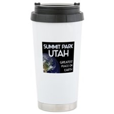 summit park utah - greatest place on earth Stainle