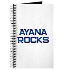 ayana rocks Journal