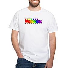 Rainbow Irish Setter Shirt