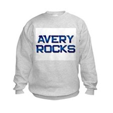 avery rocks Sweatshirt
