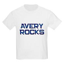 avery rocks T-Shirt