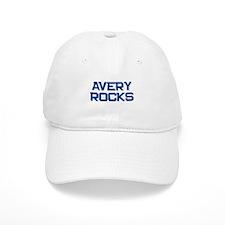 avery rocks Baseball Cap
