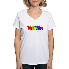 Rainbow Australian Terrier Shirt