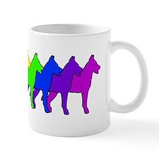 Rainbow Beauceron Mug
