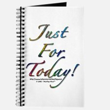 """Just for today"" Journal"