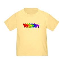 Rainbow Cavalier T