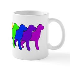 Rainbow Chessie Mug