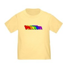 Rainbow Clumber Spaniel T