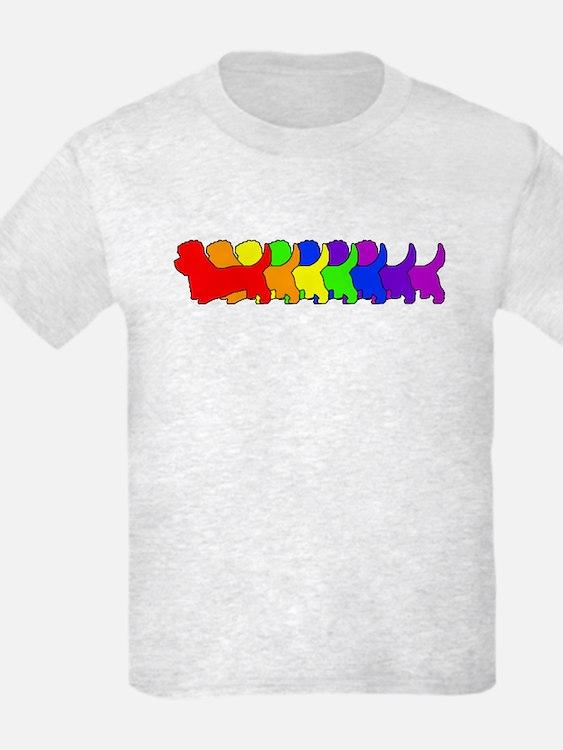 Rainbow Dandie T-Shirt