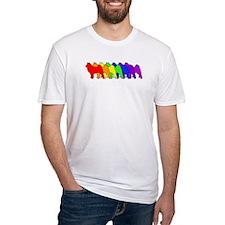 Rainbow Finnish Spitz Shirt