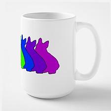 Rainbow Frenchie Mug